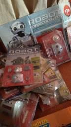 Título do anúncio: Robot fascículos