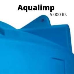 Caixa d'agua Aqualimp 5.000 lts - Semi-nova