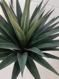 Planta folhagem artificial