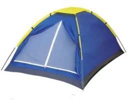 Barraca de camping 3 lugares novas lacladas (entrego)