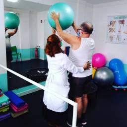 Fisioterapia Nos Cuidados Do Idoso