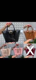 Bolsa casual luxo
