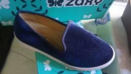Título do anúncio: Zaxy Tênis azul -Novo