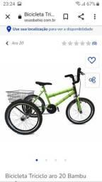 Um  triciclo
