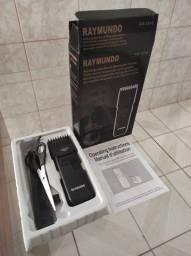 Título do anúncio: Máquina De Cabelo Aparador De Pelos e Barba RM-389B