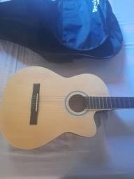 Vendo um violão da vooga novo