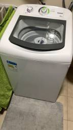 Lavadora de Roupas Consul 9Kg CWB09AB com Dosagem Extra Econômica - Branca