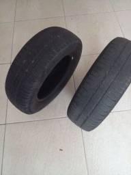 Par de pneu 175/70 aro 13