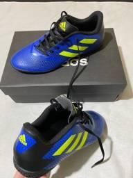 Título do anúncio: Tênis Chuteira Futsal Adidas