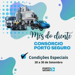 Título do anúncio: Consórcio Porto seguro