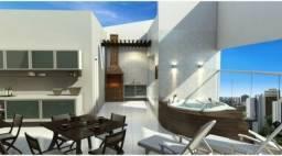 Cobertura no Ed Park Living 244m2 3 Suites 3 Vagas Terraço c/ Jacuzzi e Churrasqueira