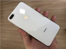 Título do anúncio: Apple Iphone 8 plus swap 64gb na cor Branco Top em Gyn