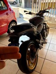 Título do anúncio: Vendo moto hornet abs