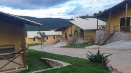 Casas 2/4 em 78m², Vivendas de Lençóis - Chapada Diamantina