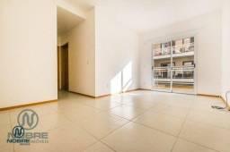 Apartamento com 2 dormitórios para alugar, 60 m² por R$ 1.400,00/mês - Bom Retiro - Teresó