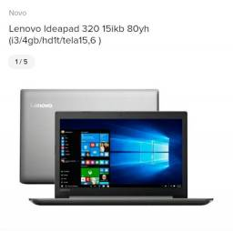 Notebook Lenovo ideapad 320 15ikb