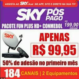 Sky Consultor tv e inter-net