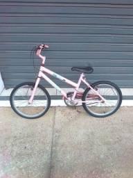 Bicicleta aro 20 Disney frozen.obs:sou de Sapiranga RS