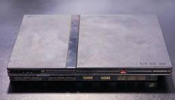 Playstation 2 Slim para retirada de peças