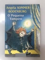 Livro O Pequeno Vampiro, de Angela Sommer Bodenburg