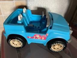 Jeep da Barbie