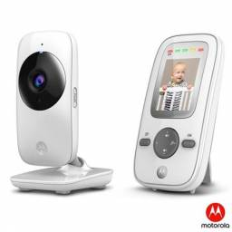 "Babá Eletrônica Motorola MBP-481 / Tela 2"" / com 1 câmera"