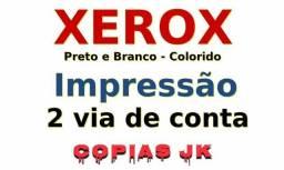 Xerox é Impressão