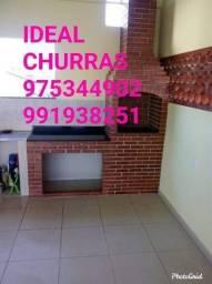 Ideal Churrasqueiras Colonial / Vendedor Vinícius