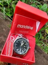 Vendo relógio analógico Mondaine