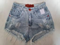 Shorts Jeans Novos!!!