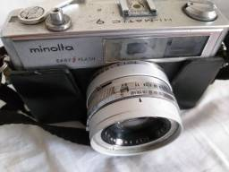 Máquina fotográfica Minolta 9 s