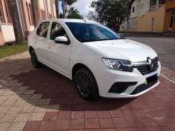 Título do anúncio: Renault Logan Zen  1.0 12V Flex  2021 !!!