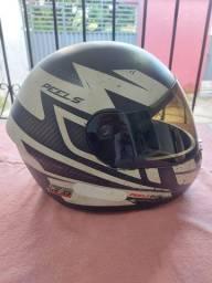 Vendo capacete peels $150