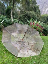 Antena de satelite analogica