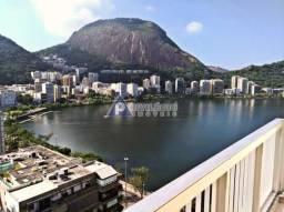 Cobertura à venda, 4 quartos, 1 suíte, 2 vagas, Lagoa - RIO DE JANEIRO/RJ
