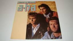 LP A-Ha / Best in Brazil - 10 músicas - ano: 1991