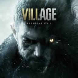 Resident evill village xbox one midia digital offline