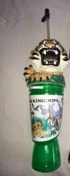 Título do anúncio: copo tigre animal kingdom disney parque