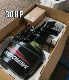 Preciso comprar p/ uso um motor de popa de 15 ou 40 HP.