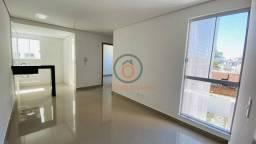 Título do anúncio: Apartamento para venda com  2 quartos em Santa Branca - Belo Horizonte - MG