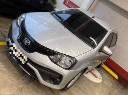 Etios Hatch X Plus 1.5 Automático, 16 mil Km rodados