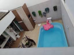 Casa no Sol Nascente 3 para Venda com piscina e energia solar.