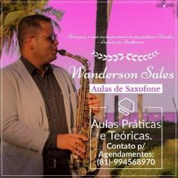 Aulas de saxofone *