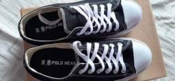 Tênis marca Polo wear 60 reais