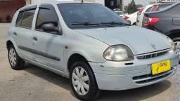 Título do anúncio: Renault CLIO 1.0 RL