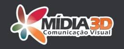 Mídia 3d Comunicação visual Contrata Vendedor.