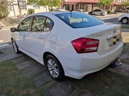 City Sedan LX 1.5 16V 12/13 Flex Único Dono