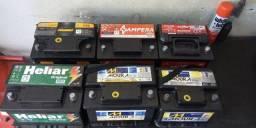 Baterias Usadas - Temos novas na Promoção