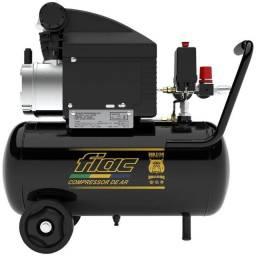 Motocompressor 8Pcm 24 Litros Fiac Bulldog Pressure<br><br>