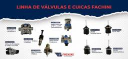Cuícas de freio, válvula manetim, valv reguladora de pressão.